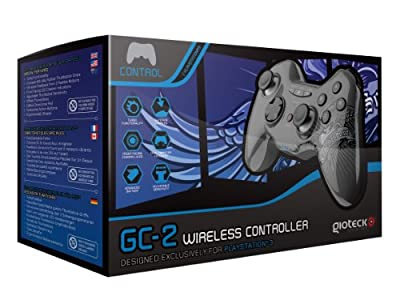 Gioteck GC-2 Wireless Controller: Street King Edition (PS3) from Gioteck