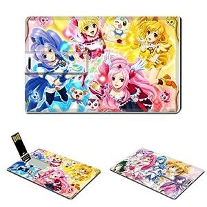 Fresh Pretty Cure Anime Comic Game ACG Customized USB Flash Drive 4GB