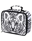 Justice for Girls Lunch Tote (Tiger)