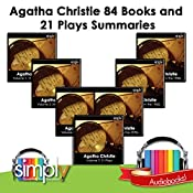 Agatha Christie: 84 Book & 21 Play Summaries - Without Giving Away the Plots | Deaver Brown
