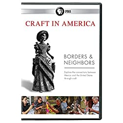 Craft in America: Borders and Neighbors DVD