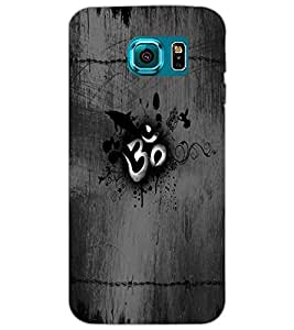 SAMSUNG GALAXY S6 OM Back Cover by PRINTSWAG