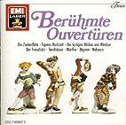 Beruhmte Ouverturen (Famous Germany…