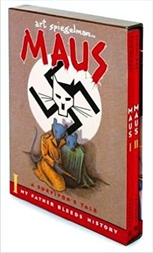 Maus: A Survivor's Tale, Parts I & II (2 Volumes) (Maus 1 And 2 compare prices)