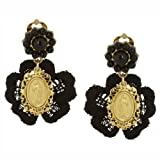 Madonna Clip-on Earrings by Dolce & Gabbana||EVAEX