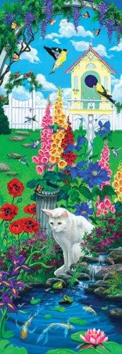 Garden Living - Under the Wisterias