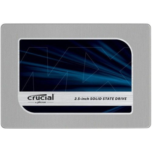 Crucial MX200 500GB SATA 2.5 Inch Internal Solid State Drive – CT500MX200SSD1