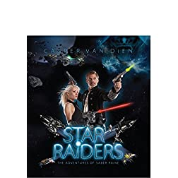 Star Raiders: The Adventures of Saber Raine [Blu-ray]