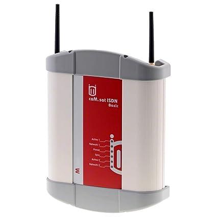 COM.SAT GSM Gateway ISDN / RNIS BASIC 2K allemand Bedienoberfläche - allemand Bedienoberfläche