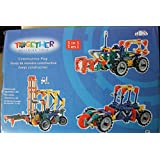 Together Building Toys Together Building Toys - Truck 3-in-1 (237-Piece)