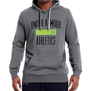 Under Armour 2014 Mens UA CC Storm Graphic Big Logo Hoody - Graphite - S