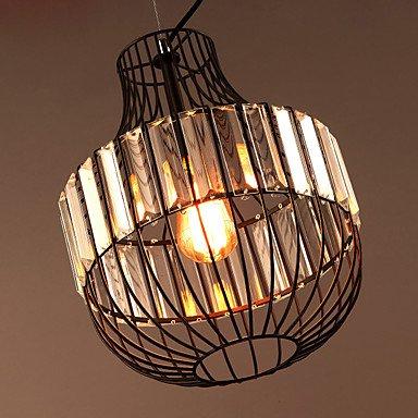 nordischen-restaurant-einfache-schwarze-schmiedeeiserne-lampe-kristall-lampen-luft-retro-kronleuchte