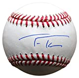Trea Turner Signed Washington Nationals Official MLB Baseball Beckett BAS