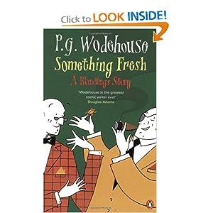 Something Fresh - P. G. Wodehouse