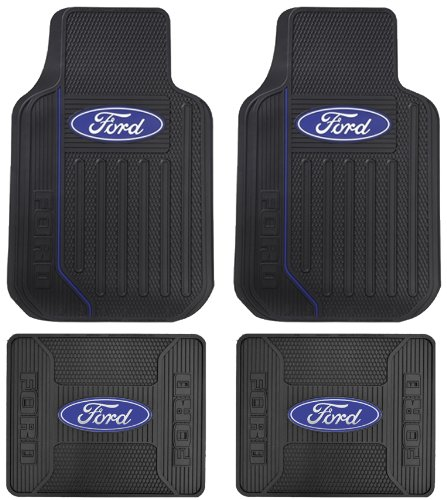 Ford Blue Oval Logo Elite Series Front Rear Car Truck Suv