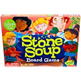 Peaceable Kingdom / Stone Soup Award Winning Cooperative Game for Kids