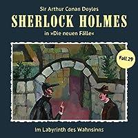 Im Labyrinth des Wahnsinns (Sherlock Holmes - Die neuen Fälle 29) Hörbuch