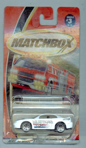 Matchbox 2001-3/75 Daddy's Dreams 1999 Ford Mustang Coupe 1:64 Scale - 1