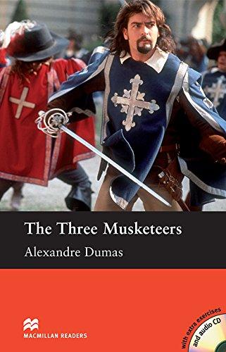 MR (B) The Three Muskateers Pack (Macmillan Readers 2009)