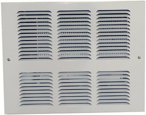 King H612 4/5-Fs-Gw 120-Volt 5800Btu Hydronic Heater, 4 Fins Per Inch