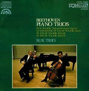 Beethoven Piano Trios