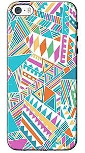EU4IA MULTICOLOR MATTE FINISH 3D MATTE FINISH Back Cover Case For iPhone 5 - ...