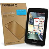 Cover-Up UltraView Lenovo IdeaTab A1000 (7-inch) Tablet Anti-Glare Matte Screen Protector