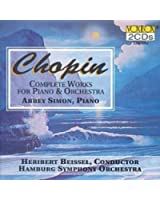 Chopin: Complete Works for Piano & Orchestra