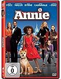 DVD Cover 'Annie