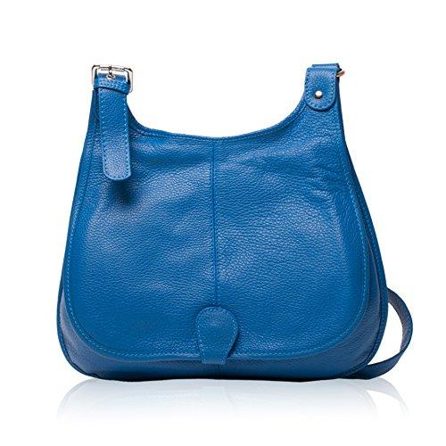 nouveau concept e039e 64799 Promo Noël Sac à Main femme en CUIR italien porté bandoulière Modèle PETRA  (gd modèle) OH MY BAG