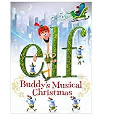 Elf: Buddy's Musical Christmas on Blu-ray Combo Pack And DVD On October 20th from Warner Bros.