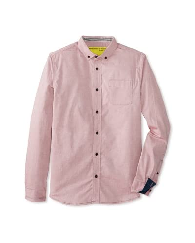 Descendant of Thieves Men's Washed Oxford Shirt