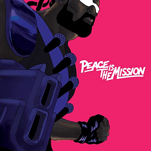 Peace Is The Mission (lp + Cd) [12 inch Analog]