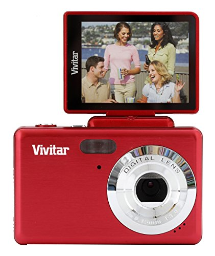 """Fantastic Deal! Vivitar 14mp Camera + 2.4"""" tft Panel, Colors May Vary"""