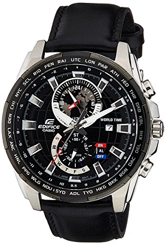 Casio-Edifice-Analog-Black-Dial-Mens-Watch-EFR-550L-1AVUDF