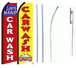 100 hand car wash