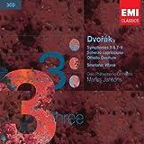 Mariss Jansons Dvorak. Symphonies Nos. 5, 7, 8, 9.