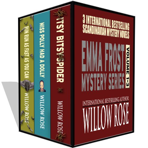 Emma Frost Mystery Series vol 1-3