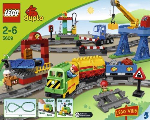 lego duplo legoville deluxe train set 5609 best deals toys. Black Bedroom Furniture Sets. Home Design Ideas