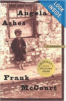 Angela's Ashes: A Memoir by Frank McCourt, Brooke Zimmer and John Fontana