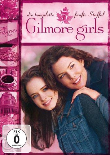 Gilmore Girls - Die komplette fünfte Staffel (6 DVDs)