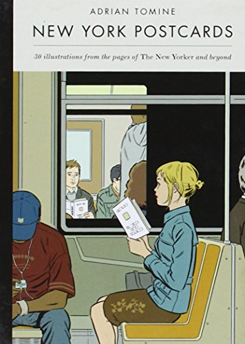 New York Postcards: 30 Illustrations from the Pages of the New Yorker and Beyond (Postcard Book)