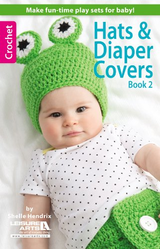 Hats & Diaper Covers, Book 2 front-955186