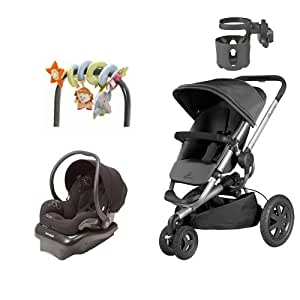 quinny buzz travel system buzz xtra stroller maxi cosi mico infant car seat. Black Bedroom Furniture Sets. Home Design Ideas