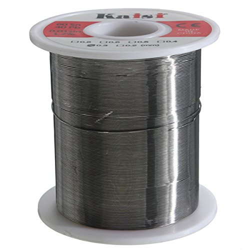 0.3mm 0.01inch 150g Tin lead Solder Electric Soldering Wire Rosin Flux (Silver Bearing Solder Paste compare prices)