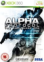 Alpha Protocol(輸入版:北米・アジア)