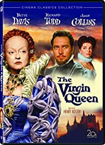 "Cover of ""The Virgin Queen"""