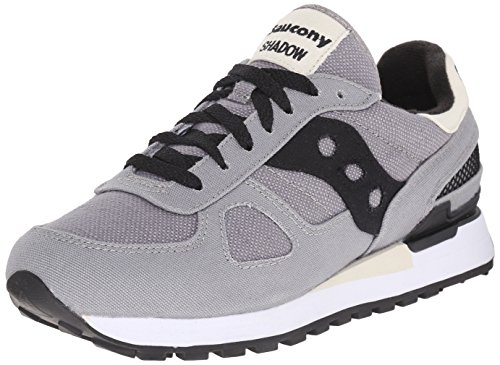 Scarpe Saucony S70219-3 0884 - Sneaker unisex Shadow Original, grigio (38)