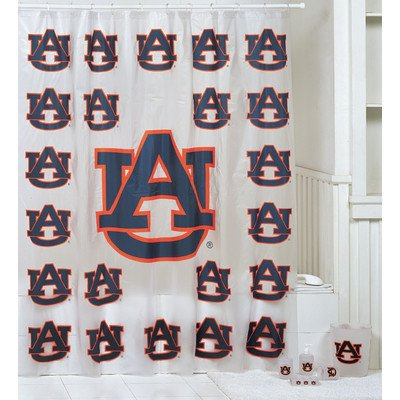Auburn 7 Piece Frosty Bath Set at Amazon.com