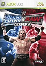 WWE 2007 SmackDown! VS RAW
